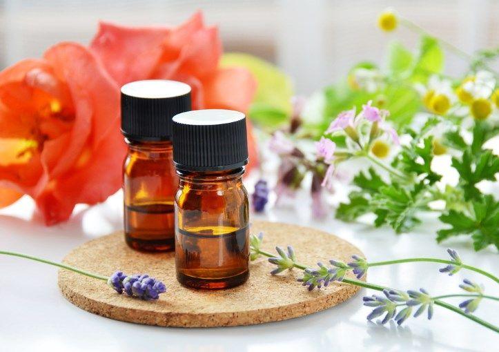 Эфирные масла для кожи головы и волос