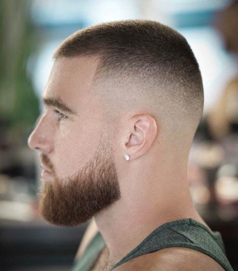 Актуальные мужские стрижки на короткие волосы 2019
