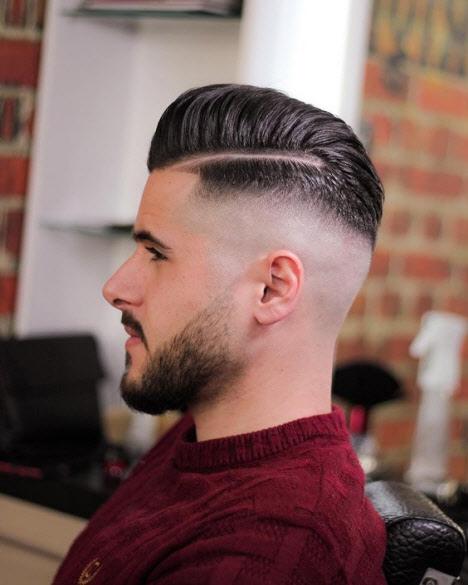 Модные мужские стрижки 2019 на средние волосы