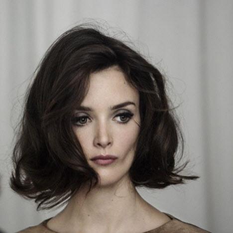 Стрижка каре для густых волос