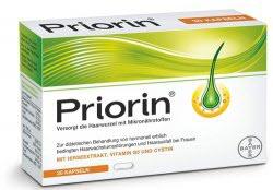 Витамины Приорин для волос