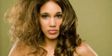 Как уменьшить сухость волос