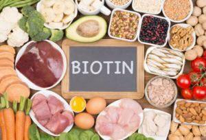 Биотин - витамин красоты