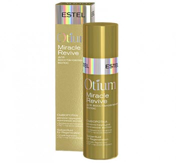 "Estel Professional Otium Miracle Revive Serum - сыворотка ""реконструкция кончиков волос"""