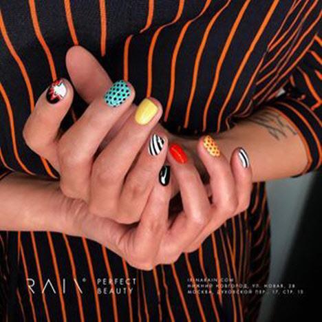 Смелые и яркие идеи дизайна ногтей 2019-2020