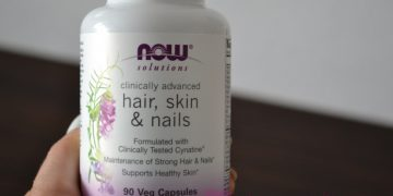 Комплекс Hair, Skin & Nails от Now Foods