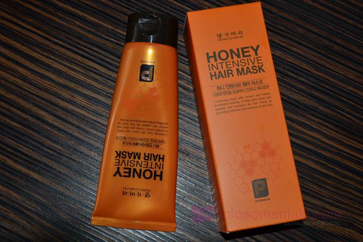 Интенсивно восстанавливающая медовая маска для волос Daeng Gi Meo Ri: состав, способ как усилить ее эффективность и отзывы