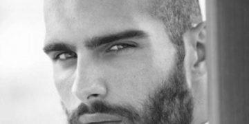 Фото модных стрижек с бородой