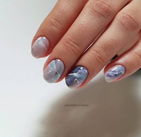 Красивый дизайн ногтей: фото 2020