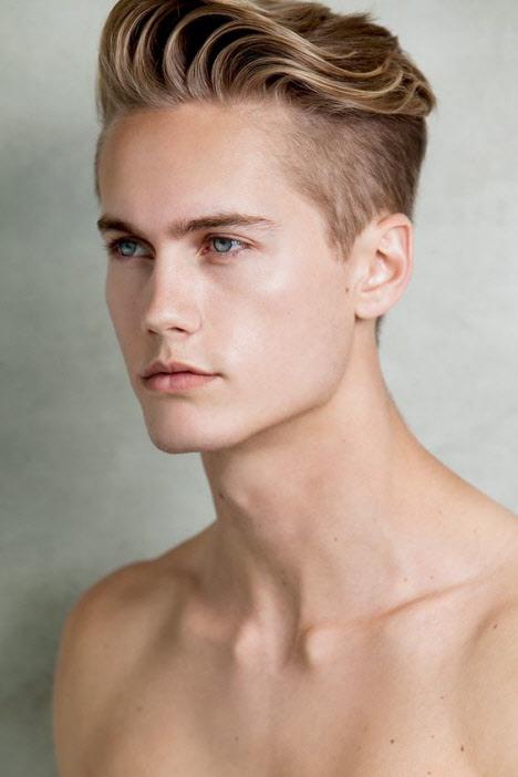 Мужские стрижки: фото новинки 2020