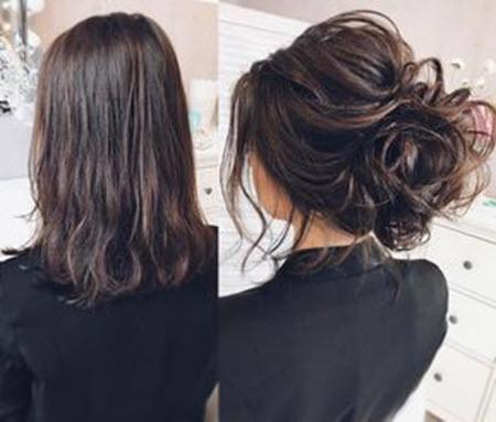 Лучшие прически на короткие волосы
