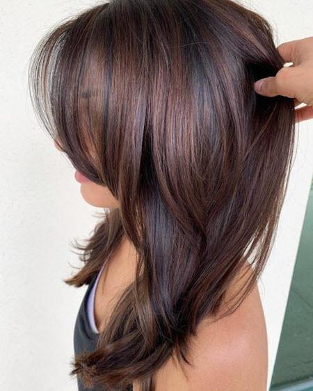 Стрижки на длинные волосы 2020-2021