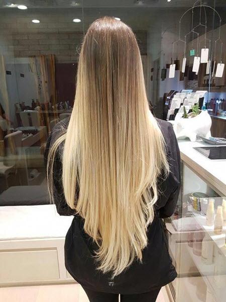 Фото стрижек на длинные волосы 2020-2021