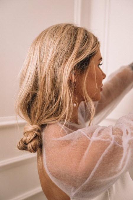 Фото быстрых причесок на длинные волосы