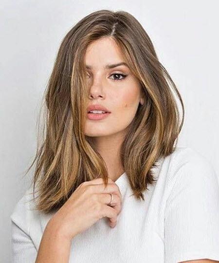 Самые красивые фото женских стрижек на средние волосы 2020-2021