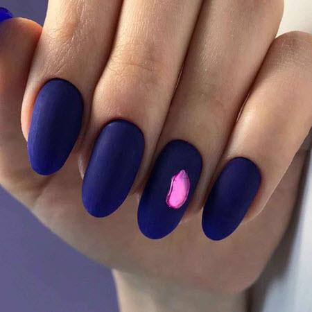 Модный дизайн ногтей гель-лаком 2021-2022
