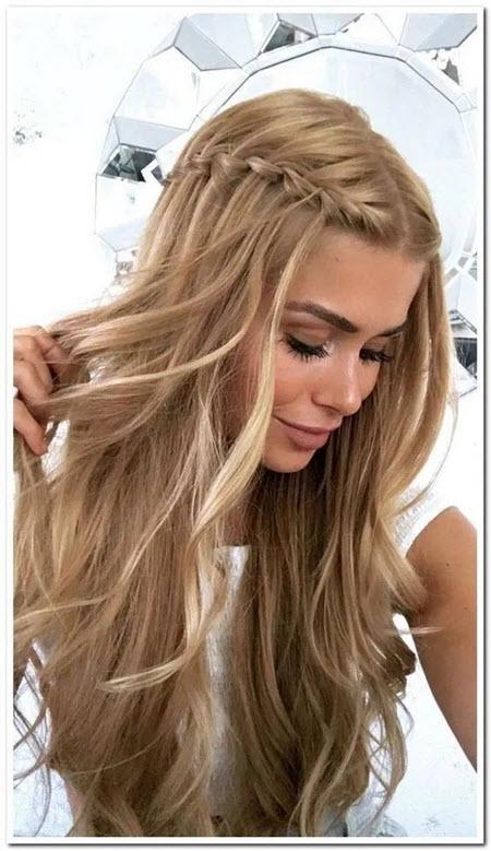 Фото причесок для длинных волос