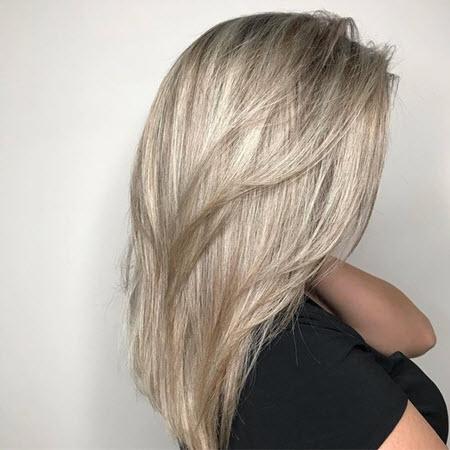 Стрижки на длинные волосы