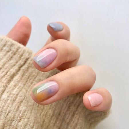 Маникюр на короткие ногти: фото новинки дизайна