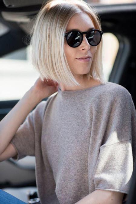 Фото модных стрижек для женщин