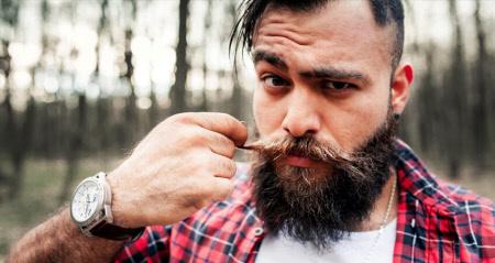 Особенности ухода за бородой