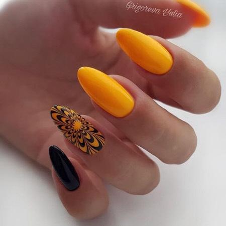 Модные тенденции дизайна ногтей