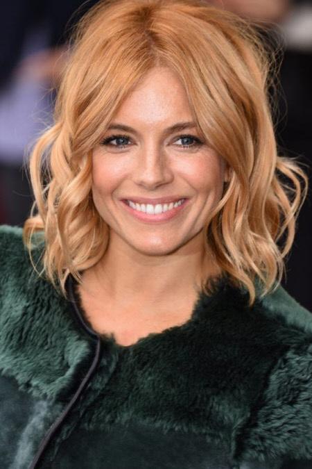 Карамельный блонд: модные тенденции
