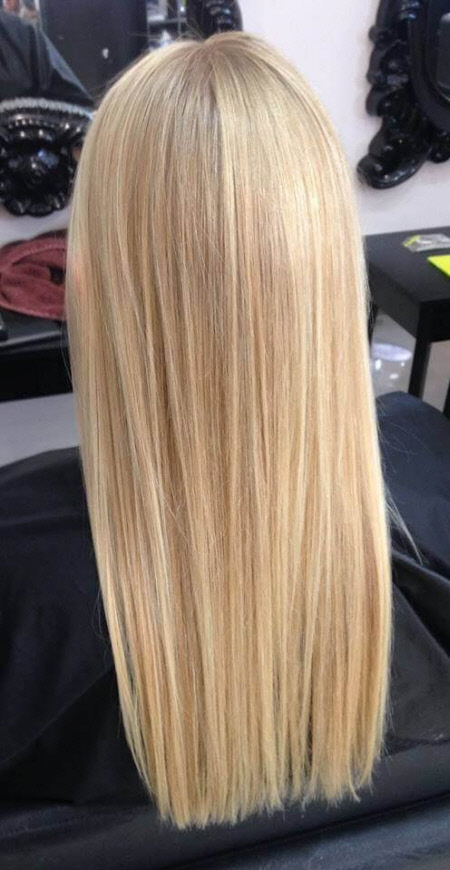 Медовый блонд: модные тренды