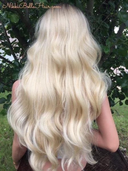 Натуральный блонд