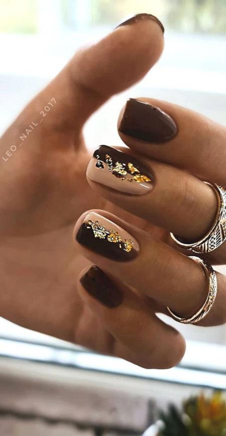 Фото трендовых идей дизайна ногтей