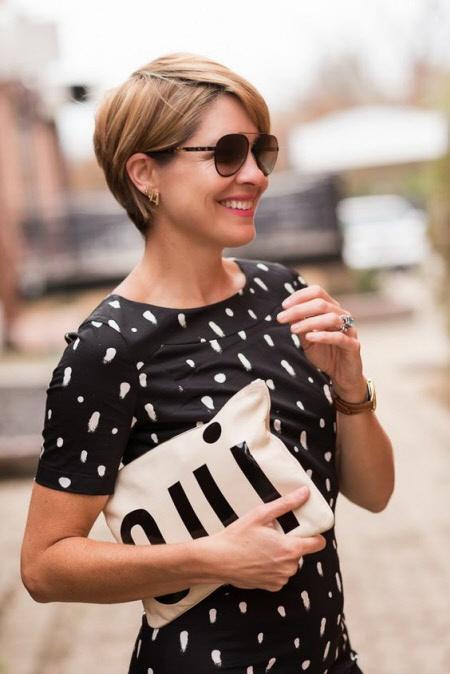 Женская стрижка пикси: модные фото