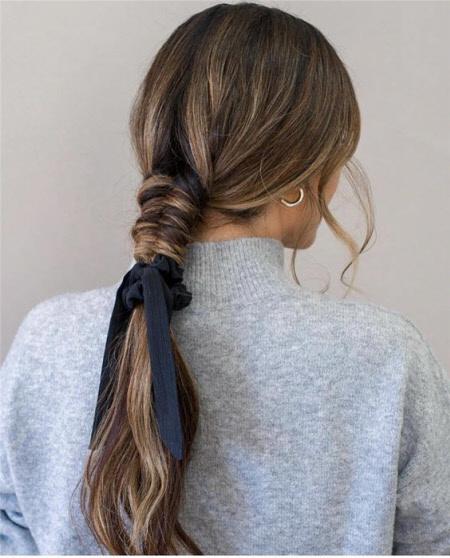 Прически с косами